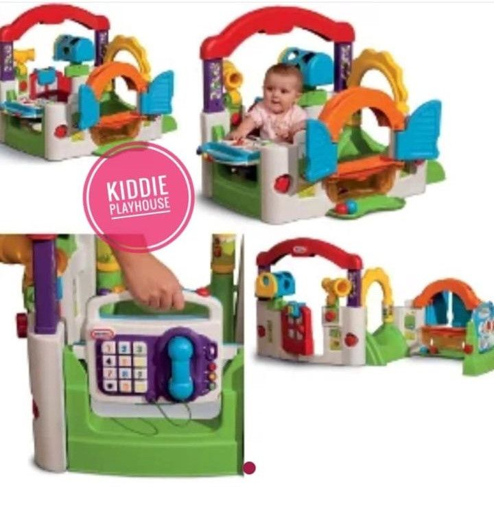 Products By Category Activity Toys Little Tikes Discover Sounds Activity Garden Www Kiddieplayhouseindonesia Com